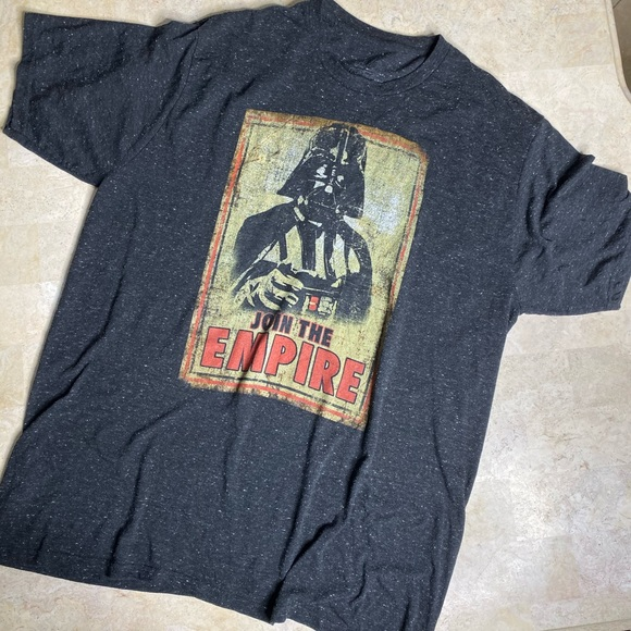 Star Wars Join the empire T shirt 2XL
